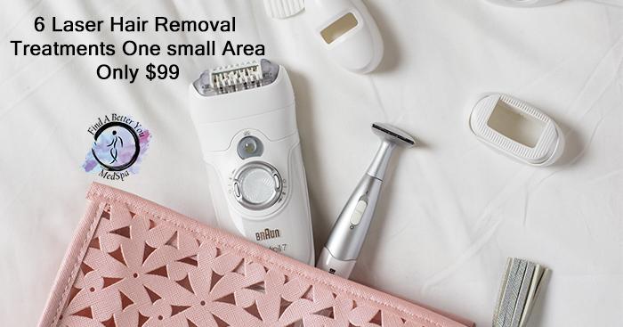 6 treatments one area $99