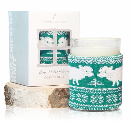 Home Fir The Holidays Candle Farmhouse Fresh
