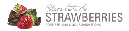 Chocolate and strawberries Facial