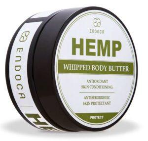 Body Butter Hemp 300mg CBD Infused Cream