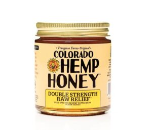 RAW RELIEF 6 OZ 1000 MG FULL SPECTRUM HEMP EXTRACT