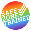 Safe Zone Trained LGBTQ+ Safe Place